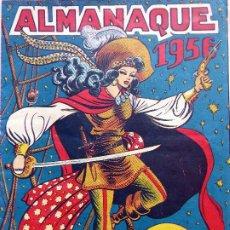 Giornalini: COM- 214. ALMANAQUE 1956, EDITORIAL GRAFIDEA. 28 PÁGINAS. ORIGINAL. MUY BIEN CONSERVADO.. Lote 203001172