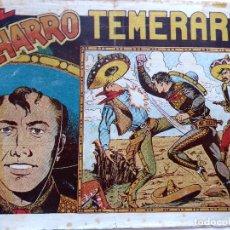 Giornalini: COM-218. EL CHARRO TEMERARIO. 35 REVISTAS ORIGINALES. AÑO 1953. EDITORIAL GRAFIDEA.. Lote 203084905