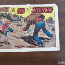 Tebeos: GRAFIDEA,- CHISPITA 8ª AV. Nº 11 LA LEY DEL SILENCIO. Lote 204648296