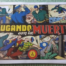 Tebeos: TEBEOS-COMICS GOYO - EL JINETE FANTASMA 81 - GRAFIDEA - AA98. Lote 214271742