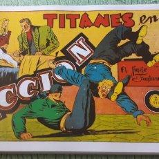 Tebeos: TEBEOS-COMICS GOYO - EL JINETE FANTASMA 65 - GRAFIDEA - AA98. Lote 214273417