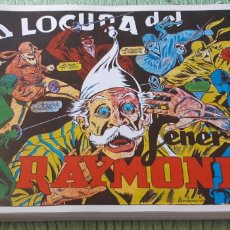 Tebeos: TEBEOS-COMICS GOYO - EL JINETE FANTASMA 58 - GRAFIDEA - AA98. Lote 214277397