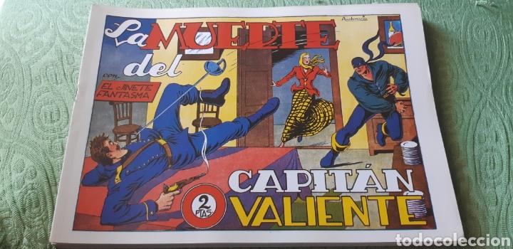 TEBEOS-COMICS GOYO - EL JINETE FANTASMA 52 - GRAFIDEA - AA98 (Tebeos y Comics - Grafidea - El Jinete Fantasma)