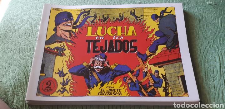 TEBEOS-COMICS GOYO - EL JINETE FANTASMA 51 - GRAFIDEA - AA98 (Tebeos y Comics - Grafidea - El Jinete Fantasma)
