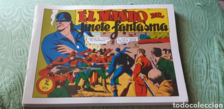 TEBEOS-COMICS GOYO - EL JINETE FANTASMA 44 - AMBROS - GRAFIDEA - AA98 (Tebeos y Comics - Grafidea - El Jinete Fantasma)