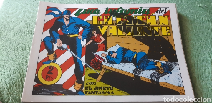 TEBEOS-COMICS GOYO - EL JINETE FANTASMA 42 - AMBROS - GRAFIDEA - AA98 (Tebeos y Comics - Grafidea - El Jinete Fantasma)