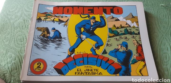 TEBEOS-COMICS GOYO - EL JINETE FANTASMA 41 - AMBROS - GRAFIDEA - AA98 (Tebeos y Comics - Grafidea - El Jinete Fantasma)