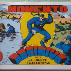Tebeos: TEBEOS-COMICS GOYO - EL JINETE FANTASMA 41 - AMBROS - GRAFIDEA - AA98. Lote 214284852