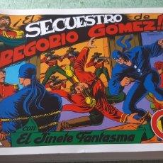 Tebeos: TEBEOS-COMICS GOYO - EL JINETE FANTASMA 25 - AMBROS - GRAFIDEA - AA98. Lote 214294647