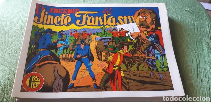 TEBEOS-COMICS GOYO - EL JINETE FANTASMA 24 - AMBROS - GRAFIDEA - AA98 (Tebeos y Comics - Grafidea - El Jinete Fantasma)