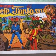 Tebeos: TEBEOS-COMICS GOYO - EL JINETE FANTASMA 24 - AMBROS - GRAFIDEA - AA98. Lote 214296175