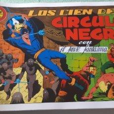 Tebeos: TEBEOS-COMICS GOYO - EL JINETE FANTASMA 23 - AMBROS - GRAFIDEA - AA98. Lote 214297437