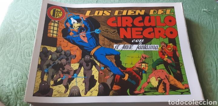 TEBEOS-COMICS GOYO - EL JINETE FANTASMA 23 - AMBROS - GRAFIDEA - AA98 (Tebeos y Comics - Grafidea - El Jinete Fantasma)