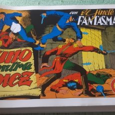 Tebeos: TEBEOS-COMICS GOYO - EL JINETE FANTASMA 22 - AMBROS - GRAFIDEA - AA98. Lote 214298378