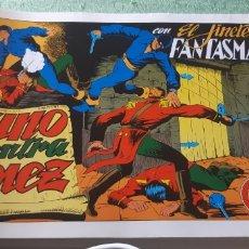 Tebeos: TEBEOS-COMICS GOYO - EL JINETE FANTASMA 22 - AMBROS - GRAFIDEA - AA98. Lote 214298601
