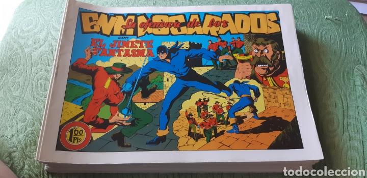 TEBEOS-COMICS GOYO - EL JINETE FANTASMA 21 - AMBROS - GRAFIDEA - AA98 (Tebeos y Comics - Grafidea - El Jinete Fantasma)