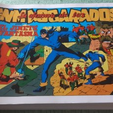 Tebeos: TEBEOS-COMICS GOYO - EL JINETE FANTASMA 21 - AMBROS - GRAFIDEA - AA98. Lote 214298852
