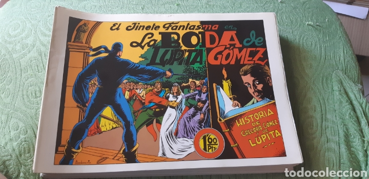 TEBEOS-COMICS GOYO - EL JINETE FANTASMA 20 - AMBROS - GRAFIDEA - AA98 (Tebeos y Comics - Grafidea - El Jinete Fantasma)