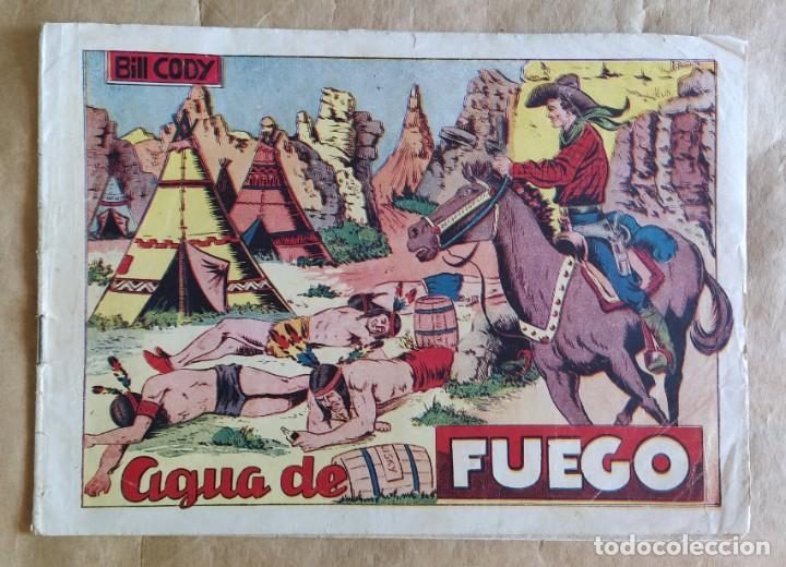 BILL CODY - GRAFIDEA / NÚMERO 9 (Tebeos y Comics - Grafidea - Otros)