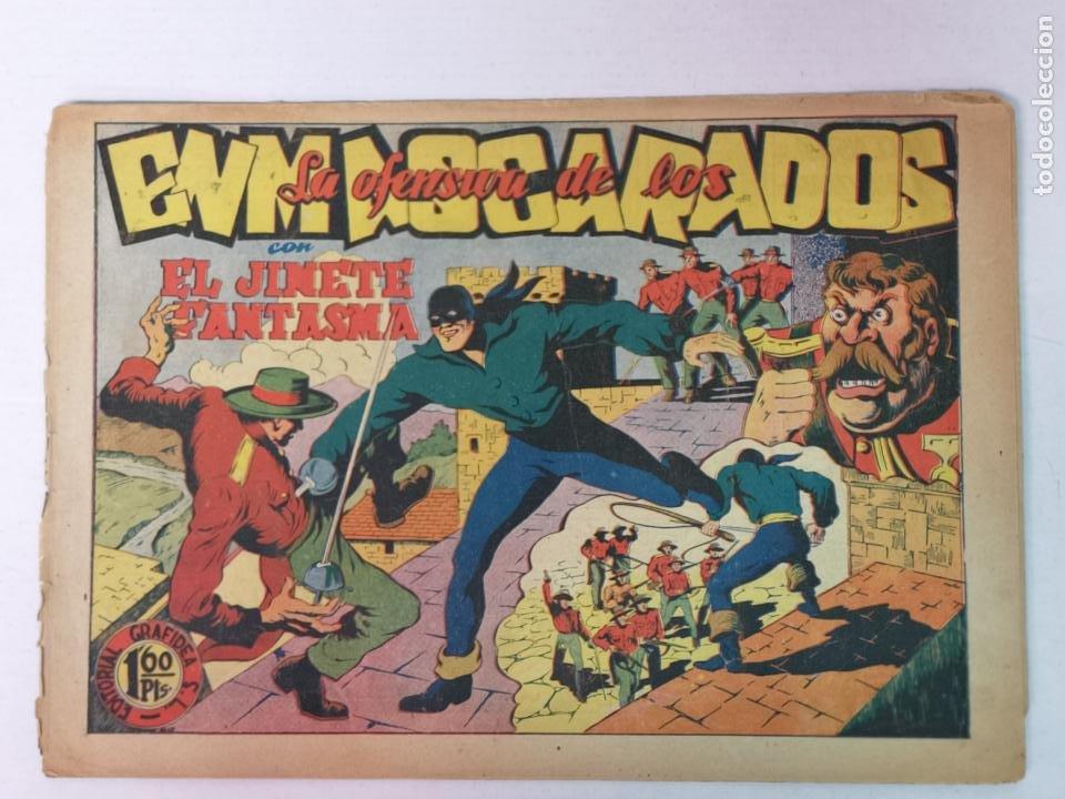 EL JINETE FANTASMA N°21 EDT. GRAFIDEA (Tebeos y Comics - Grafidea - El Jinete Fantasma)