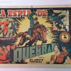 Tebeos: EL JINETE FANTASMA N°36 EDT. GRAFIDEA. Lote 216960003