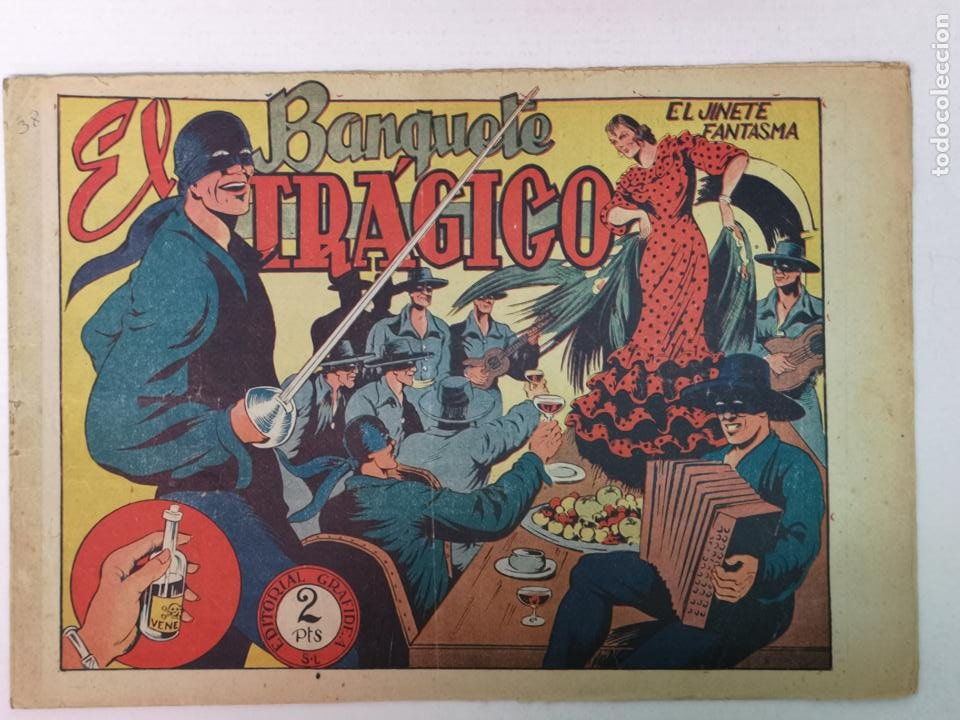EL JINETE FANTASMA N°38 EDT. GRAFIDEA (Tebeos y Comics - Grafidea - El Jinete Fantasma)