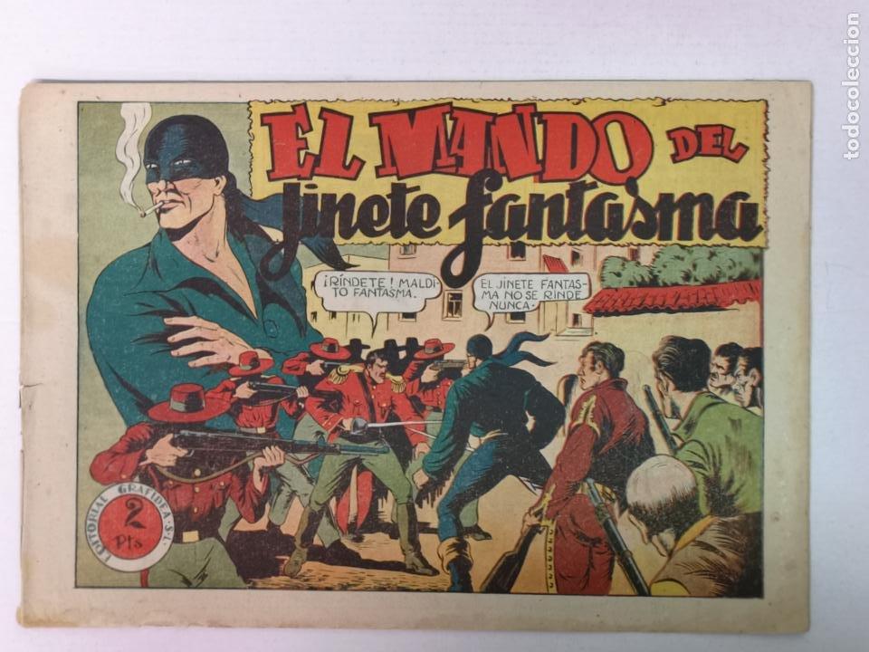 EL JINETE FANTASMA N°44 EDT. GRAFIDEA (Tebeos y Comics - Grafidea - El Jinete Fantasma)