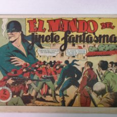 Tebeos: EL JINETE FANTASMA N°44 EDT. GRAFIDEA. Lote 216961377