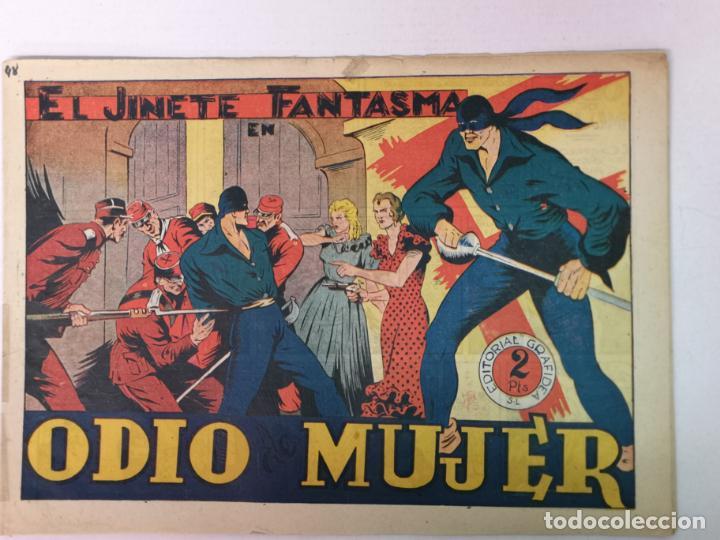 EL JINETE FANTASMA N°48 EDT. GRAFIDEA (Tebeos y Comics - Grafidea - El Jinete Fantasma)