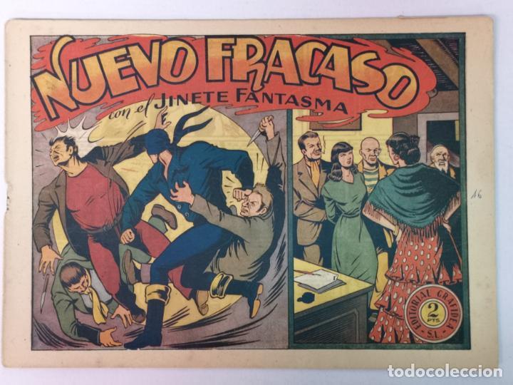 EL JINETE FANTASMA N°94 EDT. GRAFIDEA (Tebeos y Comics - Grafidea - El Jinete Fantasma)