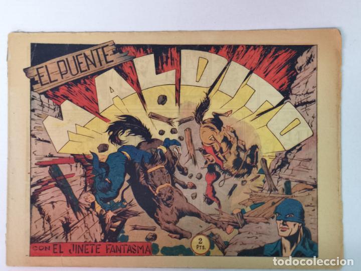 EL JINETE FANTASMA N°105 EDT. GRAFIDEA (Tebeos y Comics - Grafidea - El Jinete Fantasma)