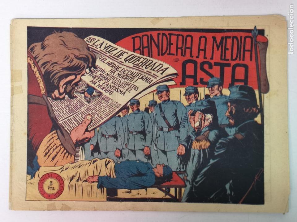 EL JINETE FANTASMA N°107 EDT. GRAFIDEA (Tebeos y Comics - Grafidea - El Jinete Fantasma)