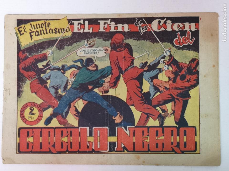 EL JINETE FANTASMA N°39 EDT. GRAFIDEA (Tebeos y Comics - Grafidea - El Jinete Fantasma)