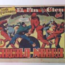 BDs: EL JINETE FANTASMA N°39 EDT. GRAFIDEA. Lote 216965711