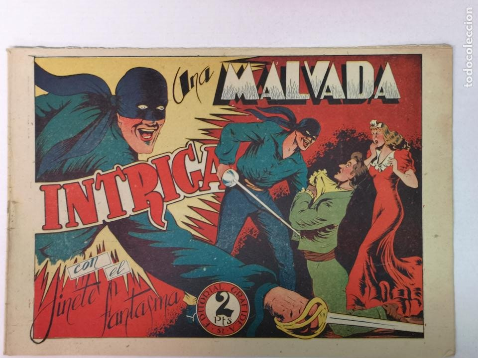 EL JINETE FANTASMA N°34 EDT. GRAFIDEA (Tebeos y Comics - Grafidea - El Jinete Fantasma)