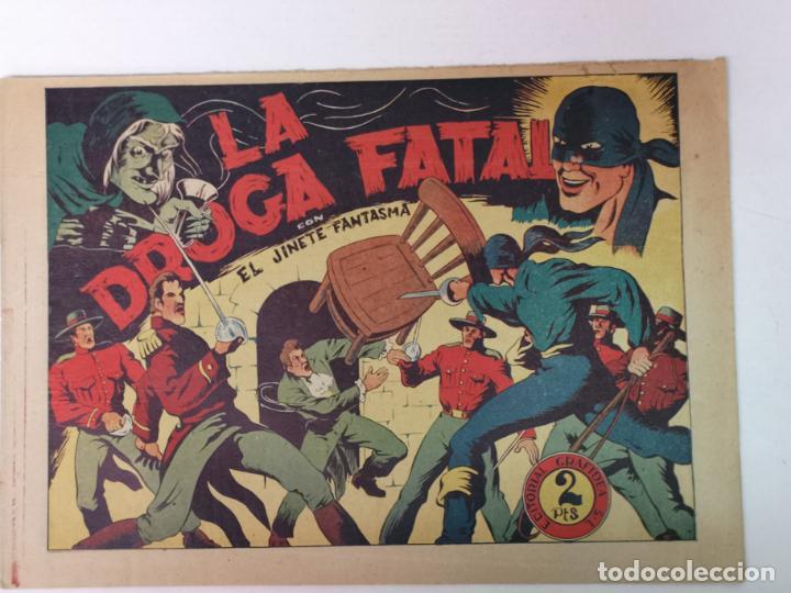 EL JINETE FANTASMA N°35 EDT. GRAFIDEA (Tebeos y Comics - Grafidea - El Jinete Fantasma)