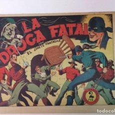 Tebeos: EL JINETE FANTASMA N°35 EDT. GRAFIDEA. Lote 216966121