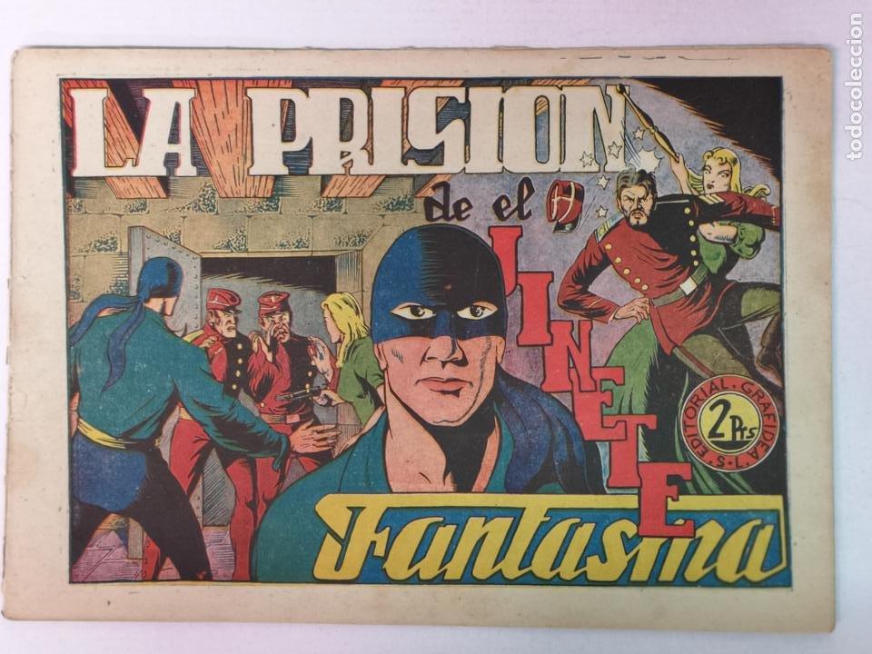 EL JINETE FANTASMA N°49 EDT. GRAFIDEA (Tebeos y Comics - Grafidea - El Jinete Fantasma)