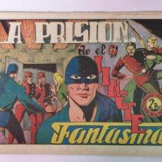 BDs: EL JINETE FANTASMA N°49 EDT. GRAFIDEA. Lote 216966281