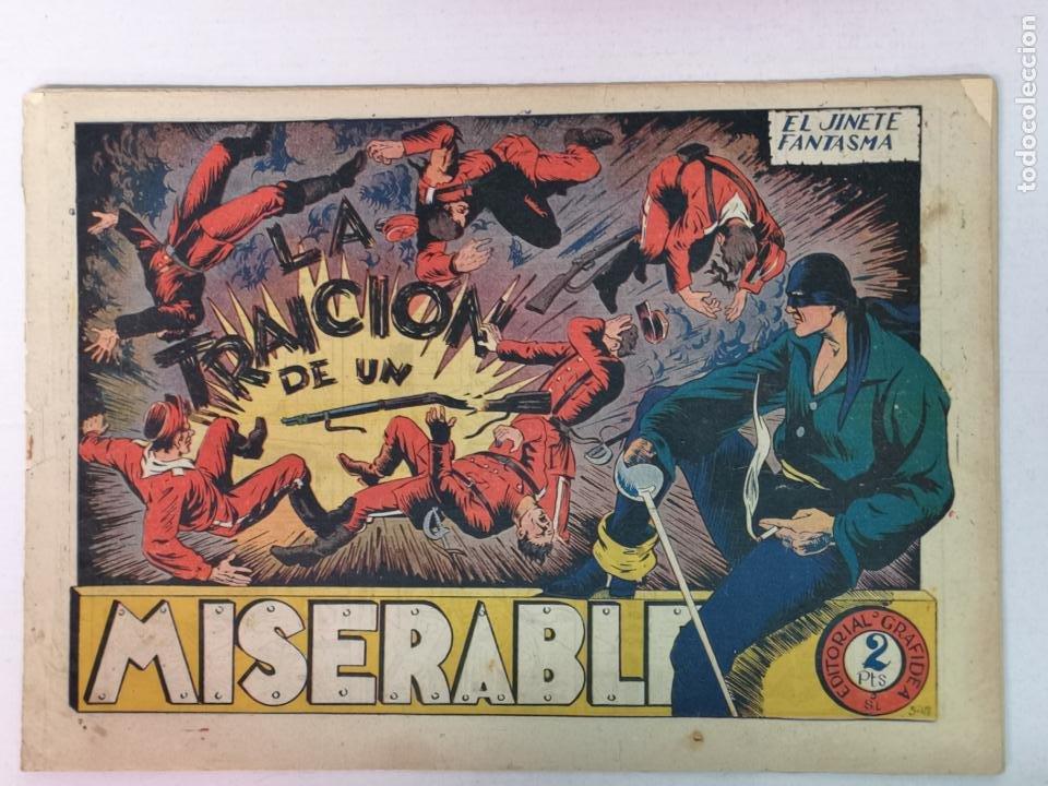 EL JINETE FANTASMA N°45 EDT. GRAFIDEA (Tebeos y Comics - Grafidea - El Jinete Fantasma)