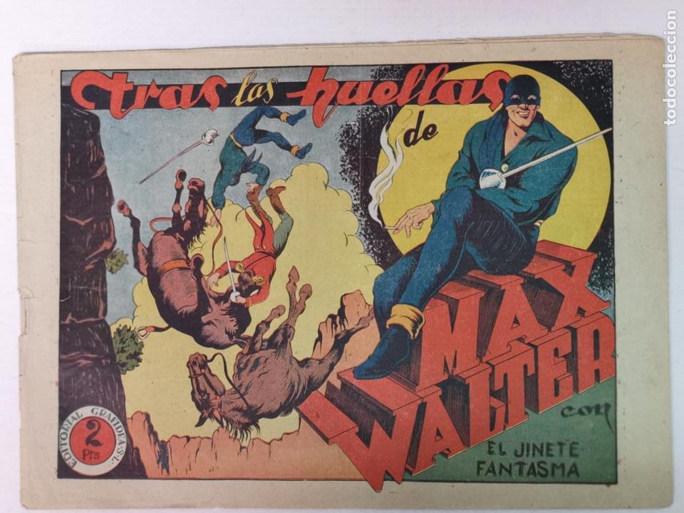 EL JINETE FANTASMA N°40 EDT. GRAFIDEA (Tebeos y Comics - Grafidea - El Jinete Fantasma)
