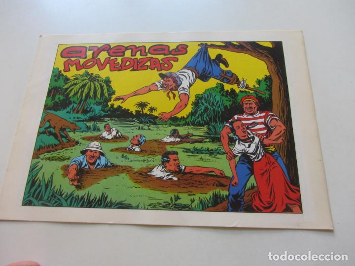 CHISPITA 4ª AVENTURA. Nº 5. ARENAS MOVEDIZAS AMBROS GRAFIDEA REEDICIÓN CX71 HJJ (Tebeos y Comics - Grafidea - Chispita)