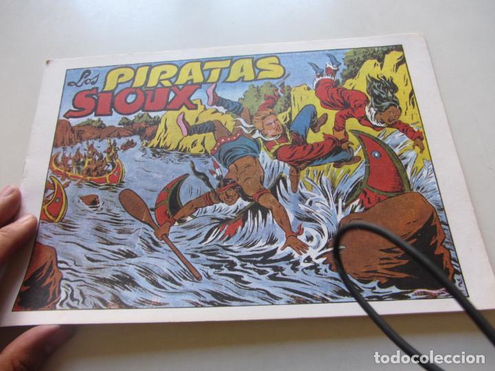 CHISPITA 1ª AVENTURA. Nº 17 LOS PIRATAS SIOUX AMBROS GRAFIDEA REEDICIÓN CX71 HJJ (Tebeos y Comics - Grafidea - Chispita)