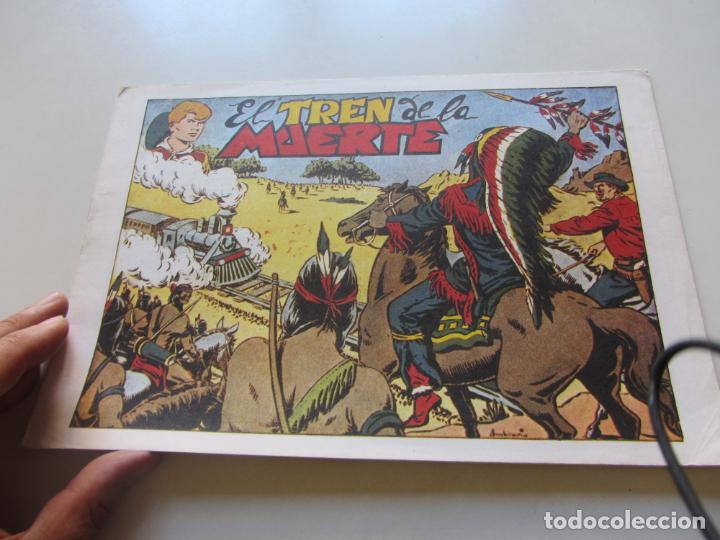 CHISPITA 1ª AVENTURA. Nº 15 EL TREN DE LA MUERTE AMBROS GRAFIDEA REEDICIÓN CX71 HJJ (Tebeos y Comics - Grafidea - Chispita)