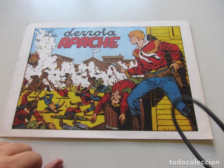 CHISPITA 1ª AVENTURA. Nº 11: LA DERROTA APACHE AMBROS GRAFIDEA REEDICIÓN CX71 HJJ (Tebeos y Comics - Grafidea - Chispita)