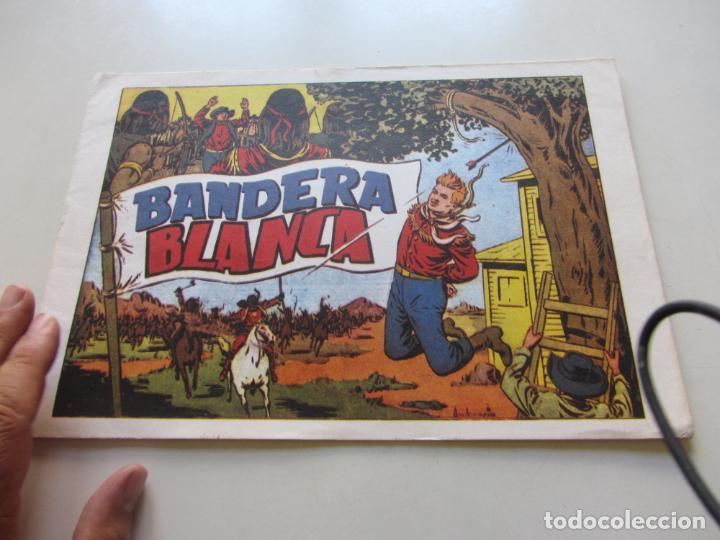 CHISPITA 1 ª AVENTURA. Nº 10: BANDERA BLANCA AMBROS GRAFIDEA REEDICIÓN CX71 HJJ (Tebeos y Comics - Grafidea - Chispita)