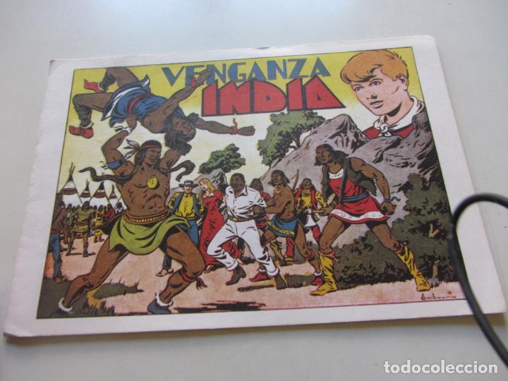 CHISPITA 1ª AVENTURA. Nº 9 VENGANZA INDIA AMBROS GRAFIDEA REEDICIÓN CX71 HJJ (Tebeos y Comics - Grafidea - Chispita)