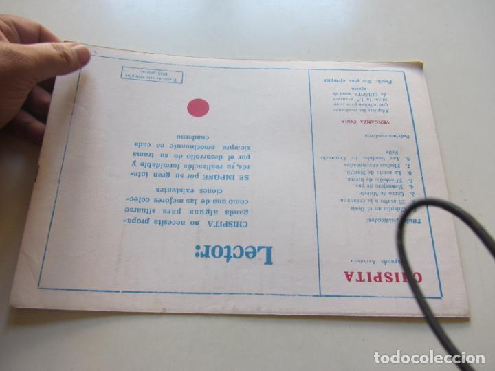 Tebeos: CHISPITA 1ª AVENTURA. Nº 8 LOS BANDIDO DE COMANCHE FALLS AMBROS GRAFIDEA REEDICIÓN CX71 hjj - Foto 2 - 217464277