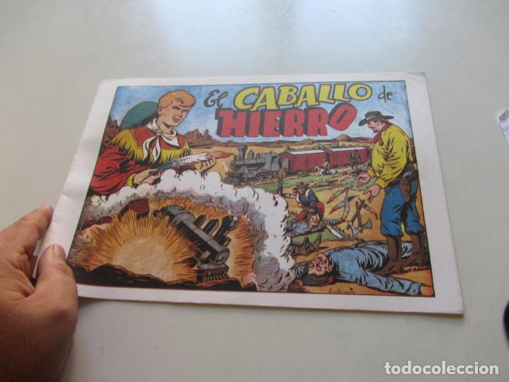 CHISPITA 2ª AVENTURA. Nº 5 EL CABALLO DE HIERRO AMBROS GRAFIDEA REEDICIÓN CX71 HJJ (Tebeos y Comics - Grafidea - Chispita)