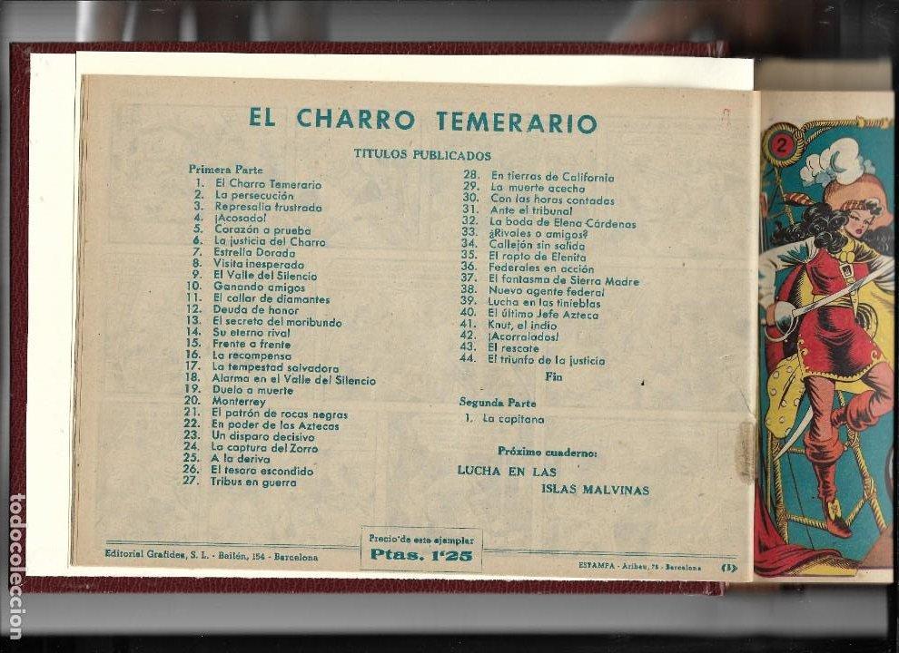 Tebeos: La Capitana Año 1953 Colección Completa son 44 Tebeos Originales encuadernado en tomo nuevo. - Foto 2 - 217506248